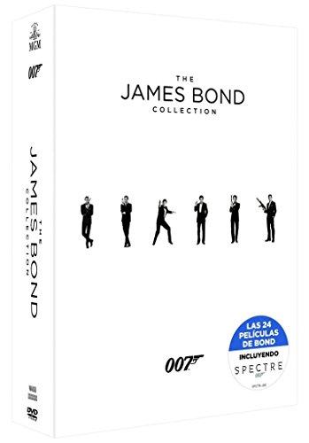 Bond Pack: 24 películas en DVD