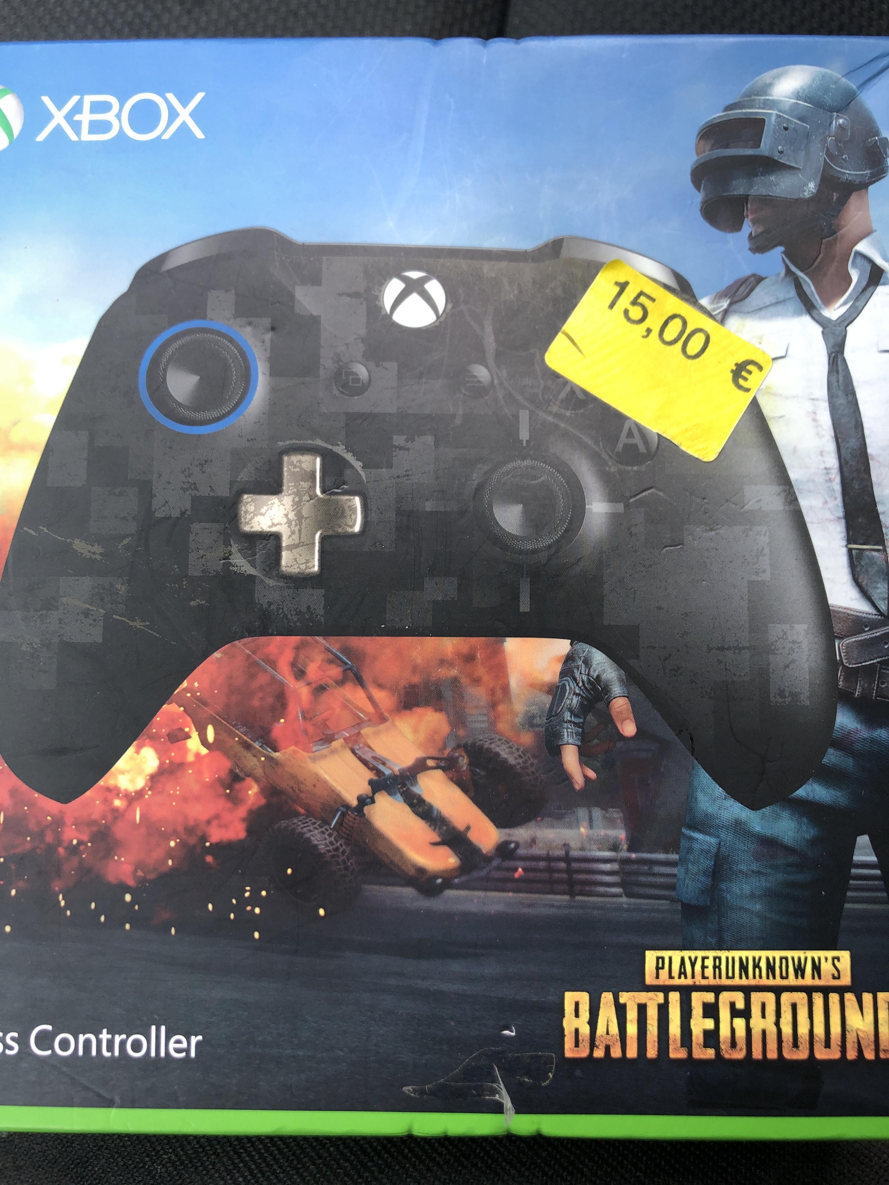 Mando Xbox One Edición Limitada Playerunknow's