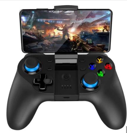 iPEGA PG - 9129 Bluetooth 4.0 Gamepad with Holder - Black