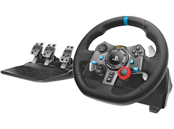 Logitech G29 volante mediamarkt