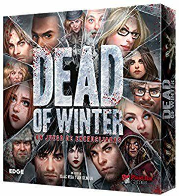 Juego de mesa Dead of Winter de Edge Entertainment