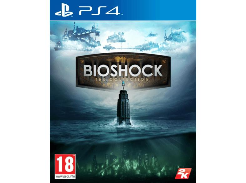 BioShock: The Collection para Ps4 Igualada a Amazon!