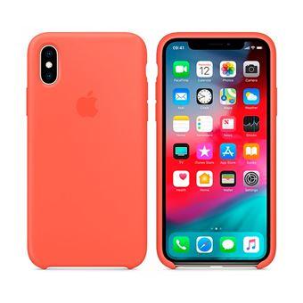 Carcasa Apple IPhone XS MAS ORIGINAL COLOR NECTARINA