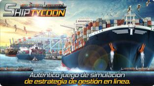 iOS: SHIP TYCOON (GRATIS)