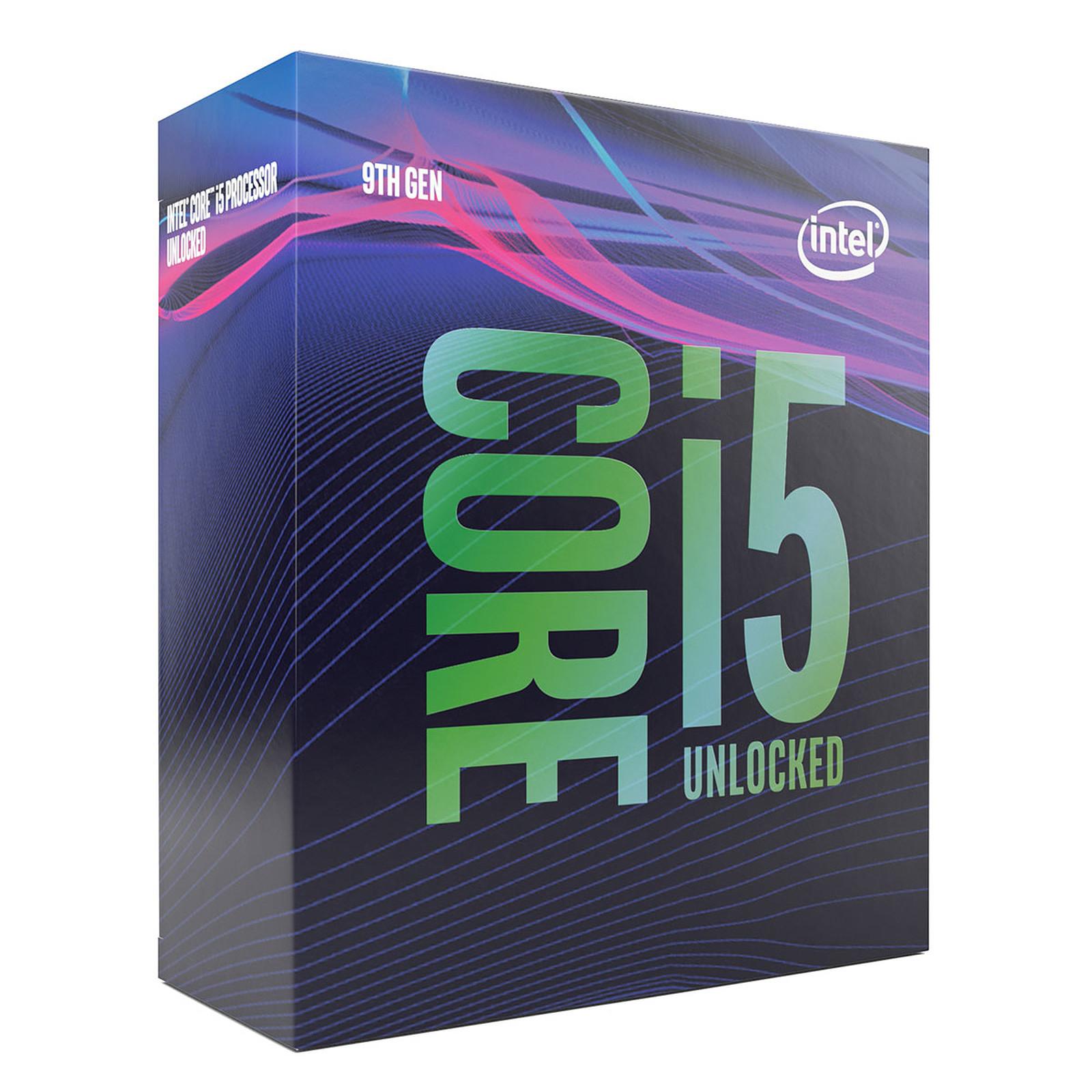 Procesador i5-9600k 3,7GHz por solo 193€