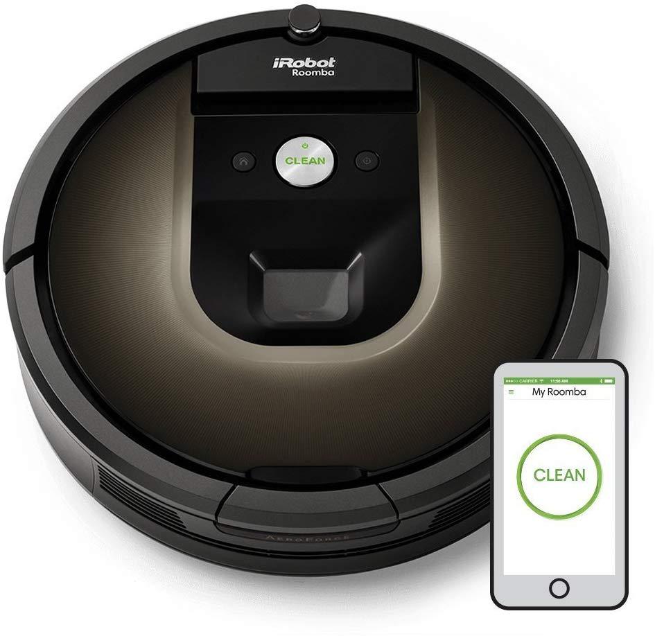 Aspirador Robot Roomba 980