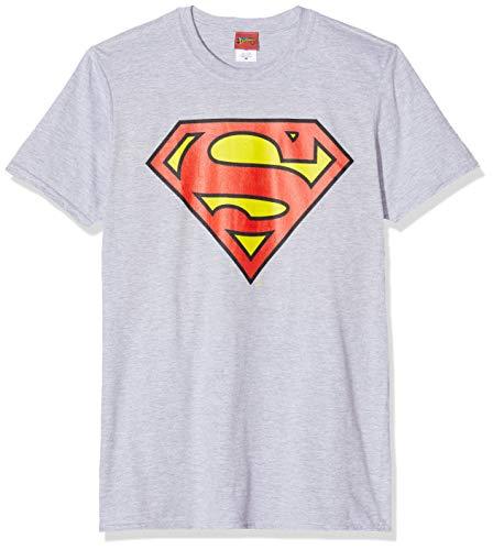 TALLA M - DC Originals Official Superman, Camiseta para Hombre