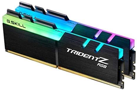 16GB RAM GSkill TridentZ 3200MGz