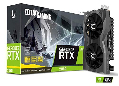 Zotac GeForce RTX 2060, 6 GB, GDDR6