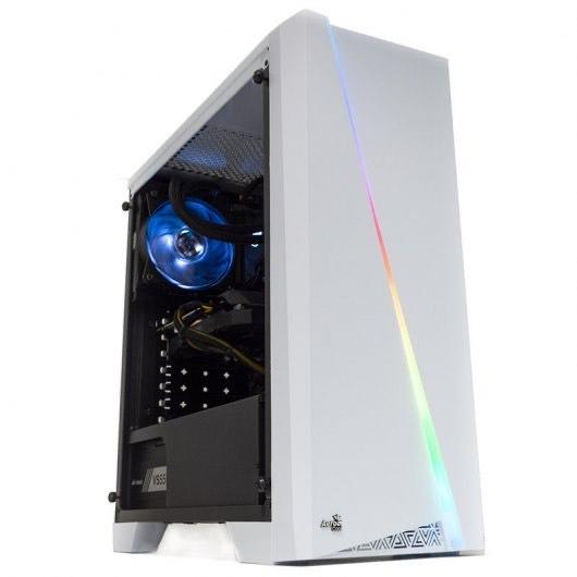 PcCom Gold Cylon Pro Intel I7-8700/16GB/480GB SSD+1TB/GTX1660 + Windows 10 Home