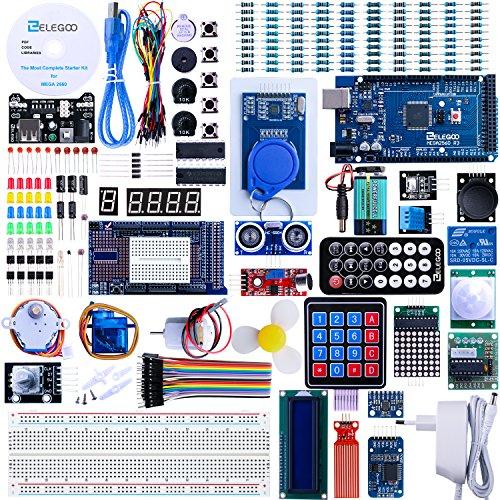 Elegoo Conjunto Mas Completo y Avanzado de Iniciación con Arduino