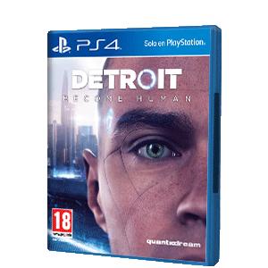 Detroit PS4 14.95 (PVP 39.95)
