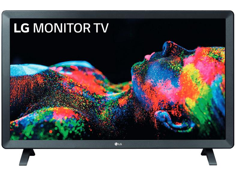 "TV LED 28"" - LG 28TL520S-PZ, HD, Smart TV, WebOS, Modo Juego, TDT2, Negro"