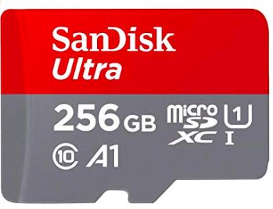 SanDisk Ultra 256 GB