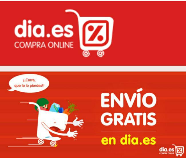Envío gratis en Día.es