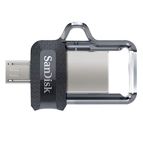Minimo Usb 128 GB SanDisk Ultra Dual USB 3.0 150 MB/s