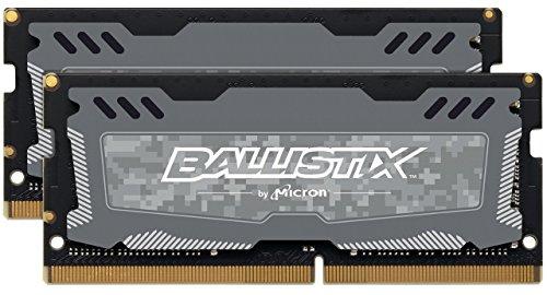 Ballistix Sport LT  32Gb Kit (16Gbx2) DDR4