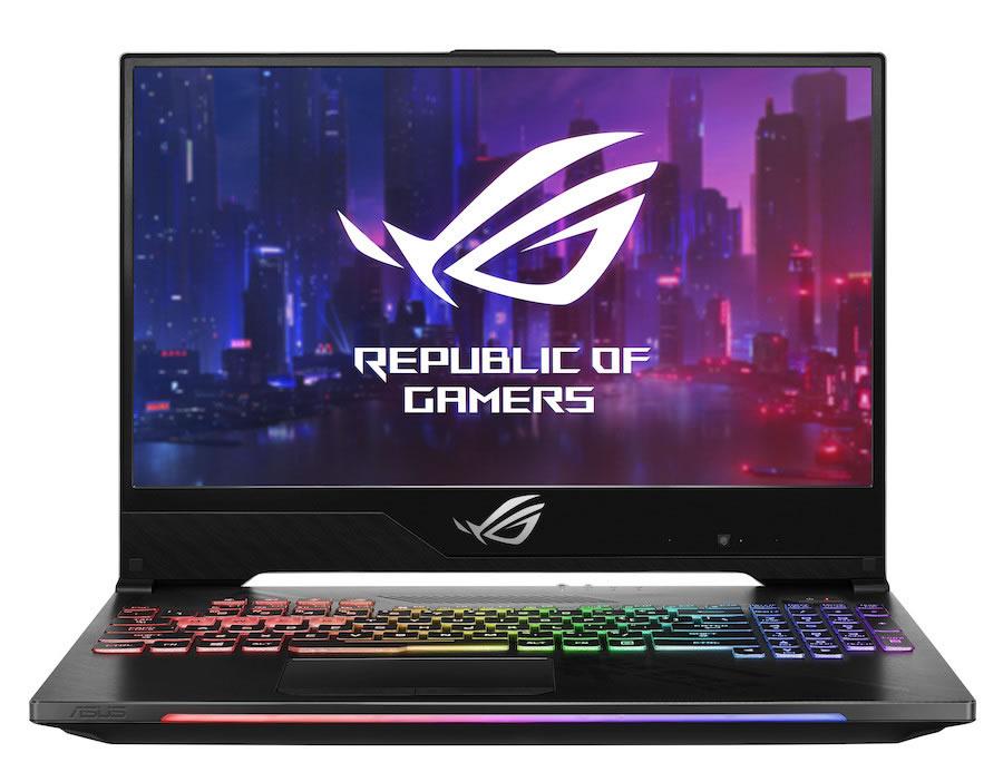 ASUS ROG STRIX GL504GW-ES006T 15.6/i7-8750H/16GB/1TB+SSD256GB/ RTX2070 8GB/WIN10 144 Hz