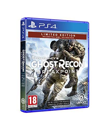 Ghost Recon Breakpoint (Edición Exclusiva Amazon) ps4