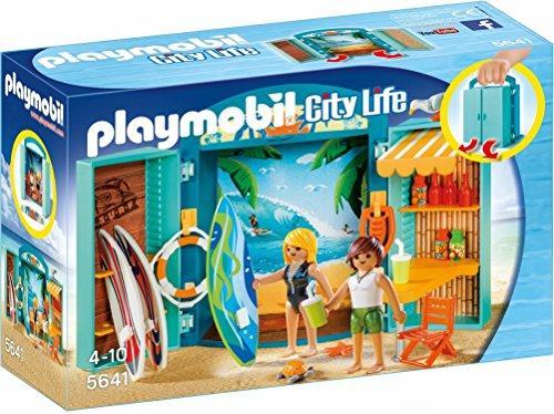Cofre Tienda de Surf de Playmobil