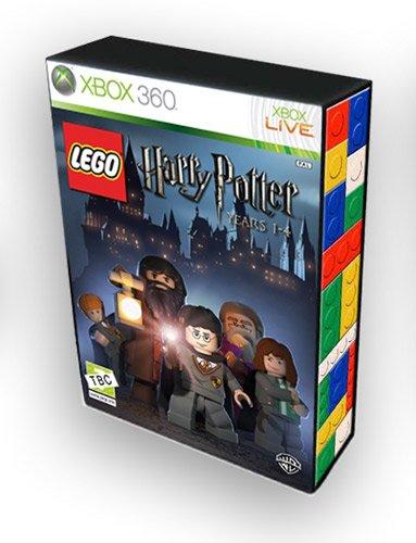 Lego Harry Potter Anni 1-4 Collector Ed [Importación italiana] XBOX 360