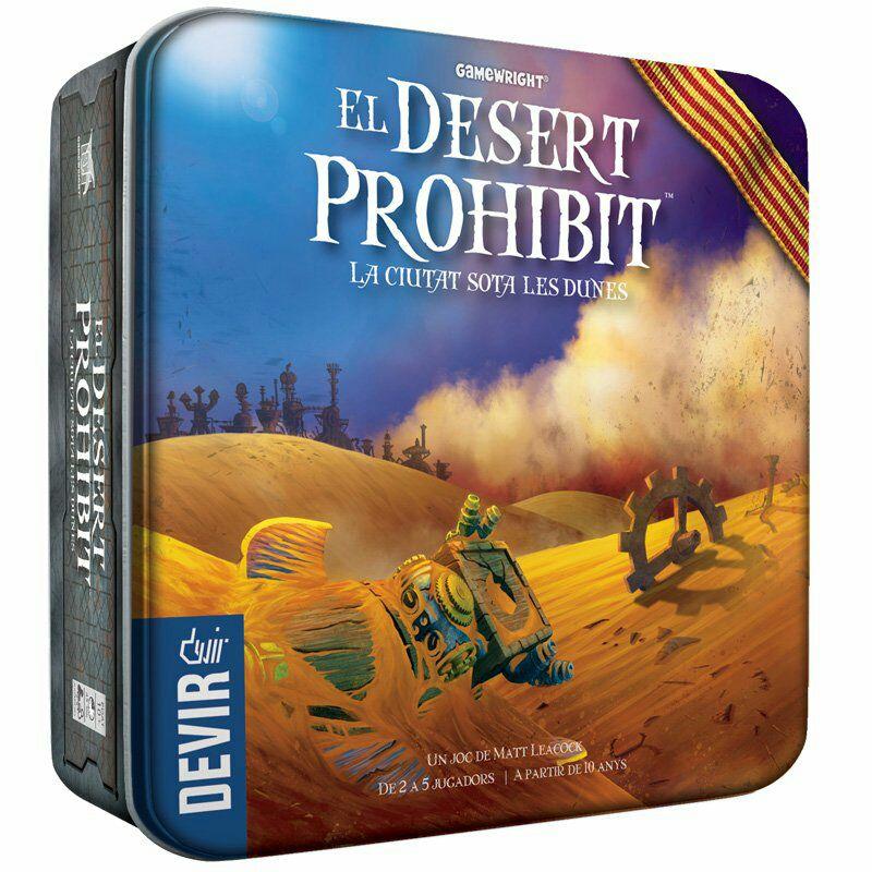El desierto prohibido (CATALAN)