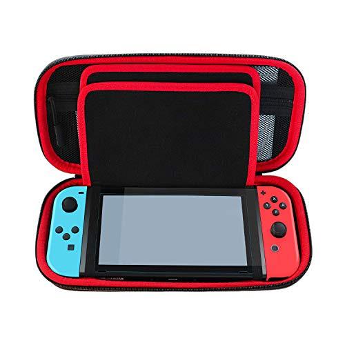 Funda Nintendo Switch + Protectores