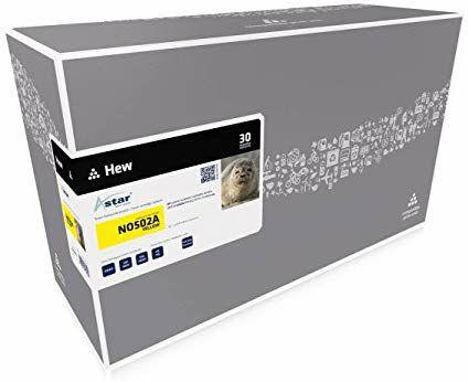 Astar AS13472 - Cartucho de tóner, 4000 Lados, Color Amarillo (REACO).