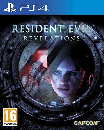 Resident Evil Revelations 1 HD PS4