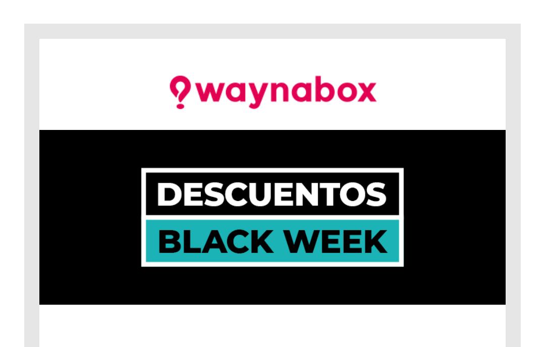 50€ DE DESCUENTO WAYNABOX
