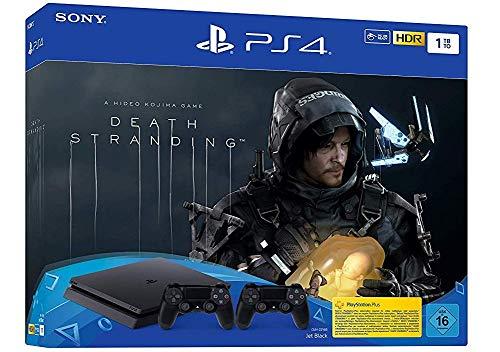 PS4 1TB 2 mandos +Death Stranding 266€