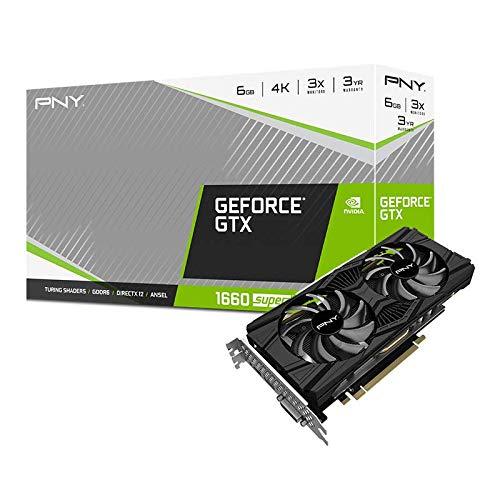 PNY GeForce GTX 1660 Super 6GB