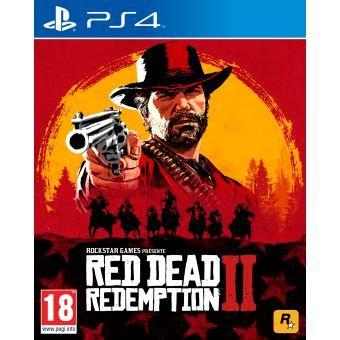 Red dead redemption 2 para PS4 y Xbox