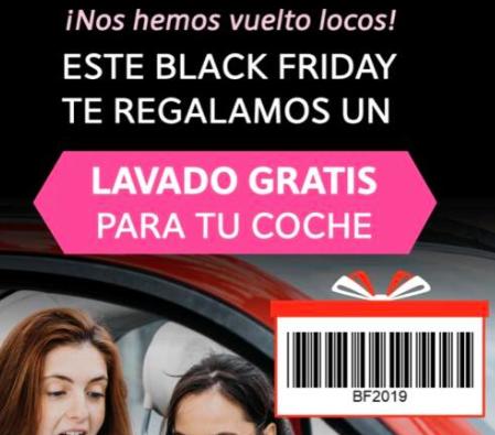 Lavado coche gratis Barcelona