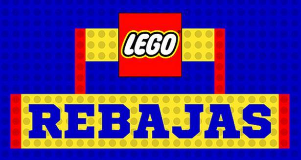 Rebajas en LEGO - Hasta 50%