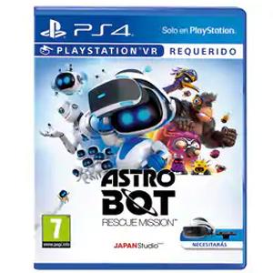 Astro Bot: Rescue Mission (PS4, Físico)
