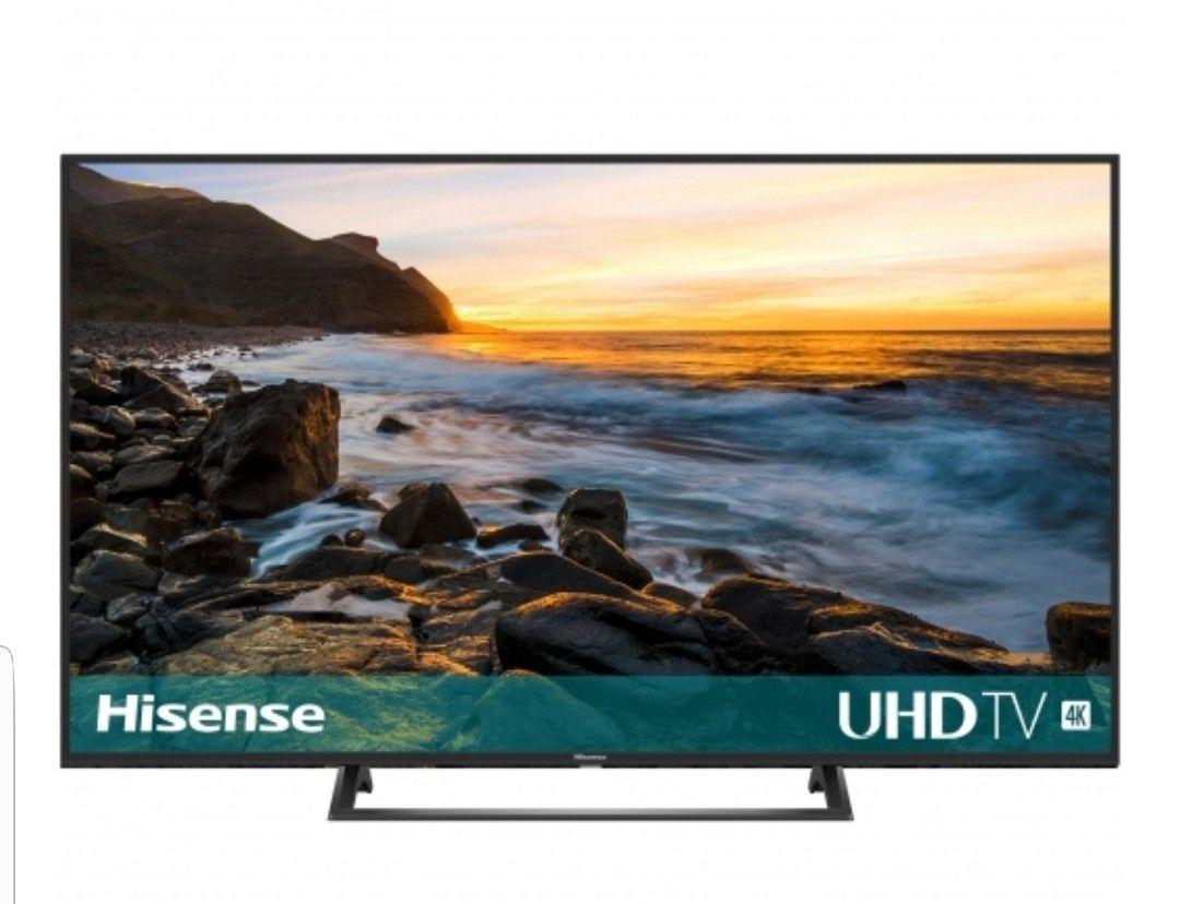 TV LED 65'' Hisense 65B7300. UHD 4K. Smart TV.