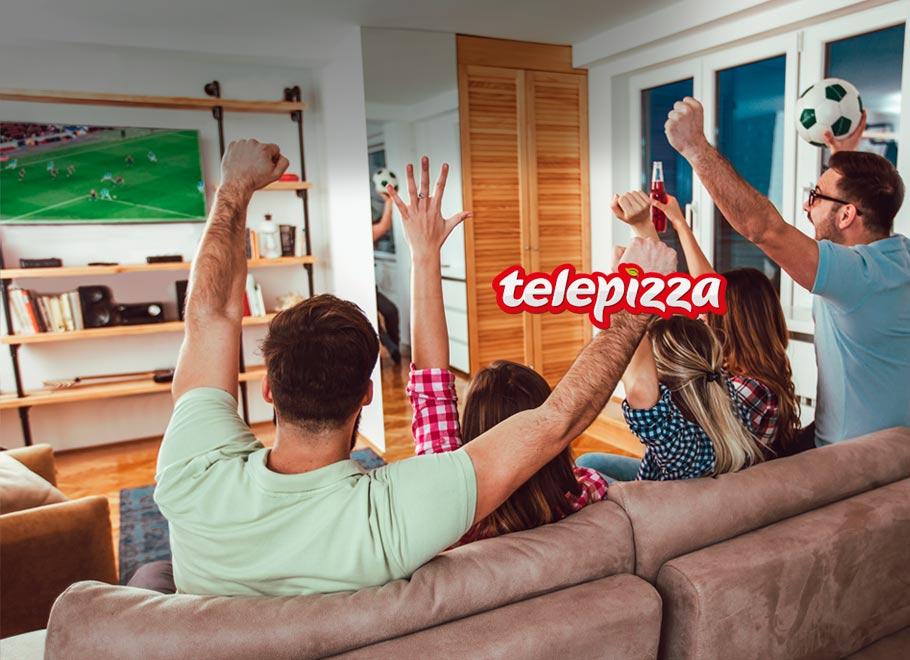 PIZZA GRATIS telepizza por 10 compras (OpenBank)
