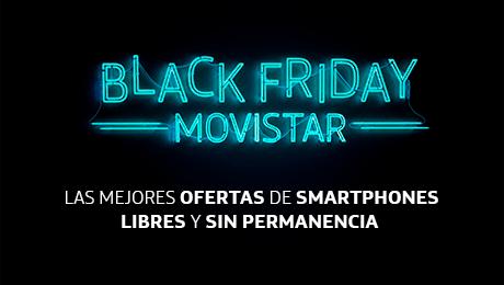 ¡Aprovecha el Black Friday! MOVISTAR