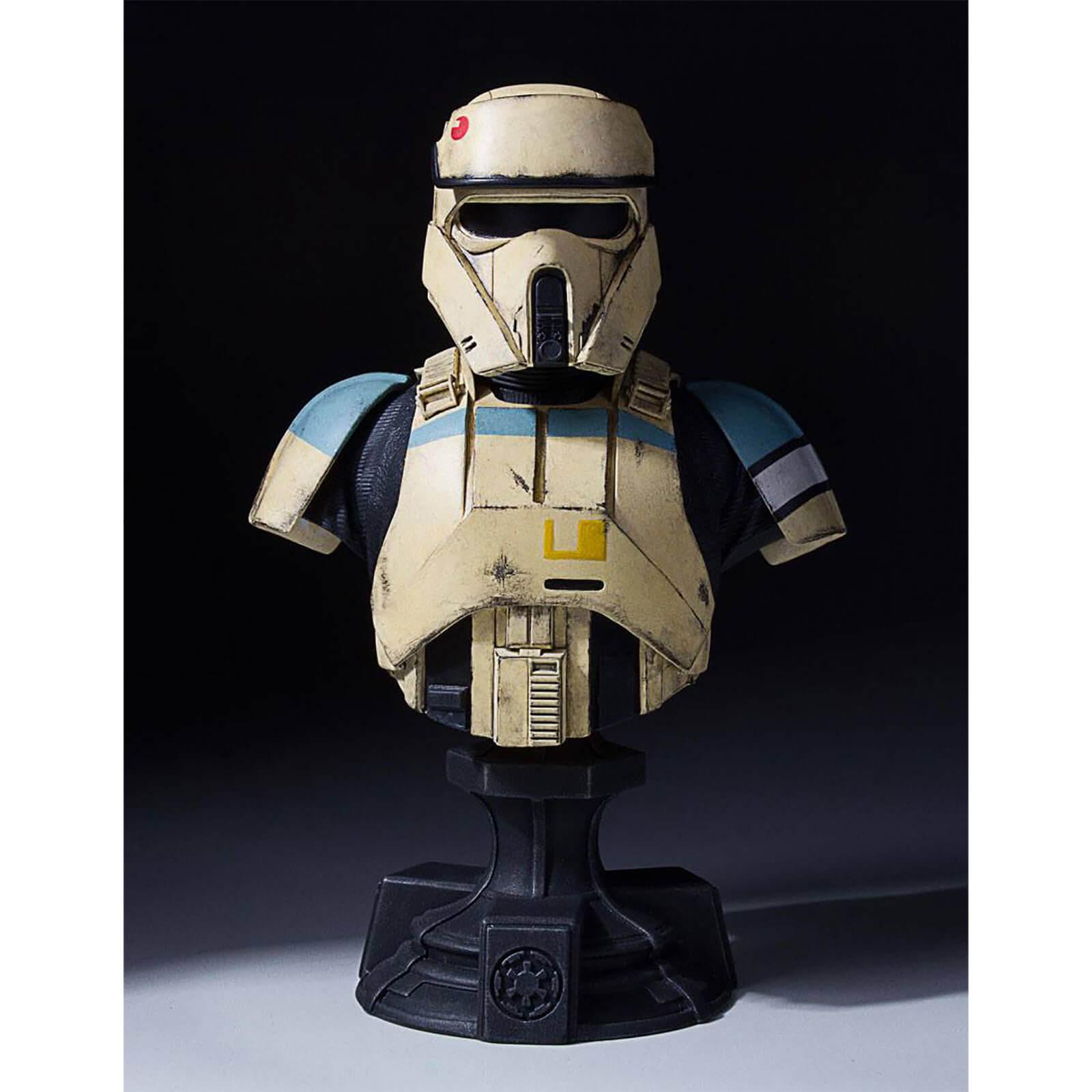 Busto clásico Soldado costero (1:6, 19 cm) Rogue One: una historia de Star Wars - Gentle Giant