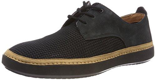 TALLA 44 - Clarks Komuter Spark, Zapatos de Cordones Derby para Hombre