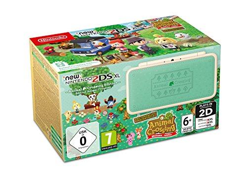 New Nintendo 2DS XL (Animal Crossing Edition) desde Italia