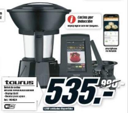 MyCook Taurus Black Edition