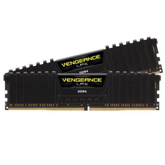 32 GB Memoria RAM (2 x 16GB) Corsair Vengeance LPX DDR4 3200MHz