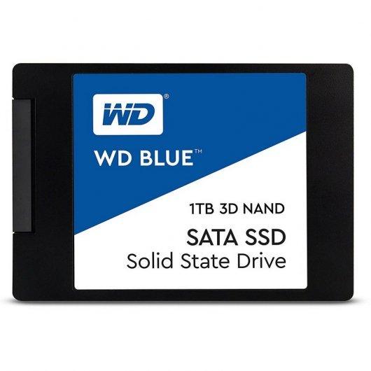 WD Blue 3D Nand SSD SATA 1TB