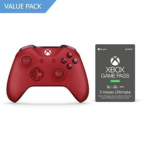 Mando Xbox + 3 Meses Gamepass solo 53€