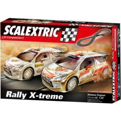 Circuito Scalextric Rally Xtreme
