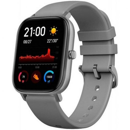Amazfit GTS Reloj Smartwatch Lava Grey