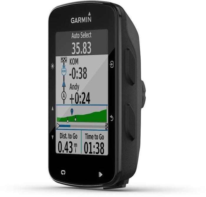 Reloj GPS de bici Garmin Edge 520 Plus