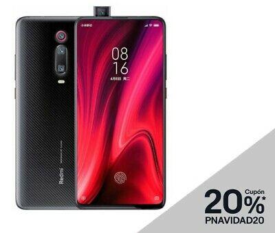 Xiaomi Mi 9T (Redmi K20) 64GB (6GB Ram) Negro carbon (garantía de un año)